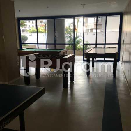 Salão de jogos - Apartamento À Venda - Humaitá - Rio de Janeiro - RJ - LAAP21387 - 20