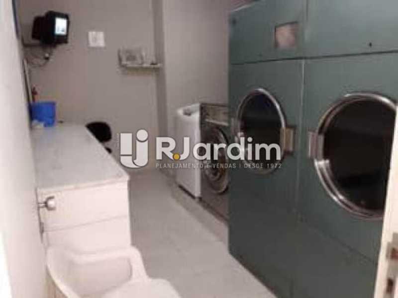 Lavanderia - Apartamento À Venda - Humaitá - Rio de Janeiro - RJ - LAAP21387 - 21