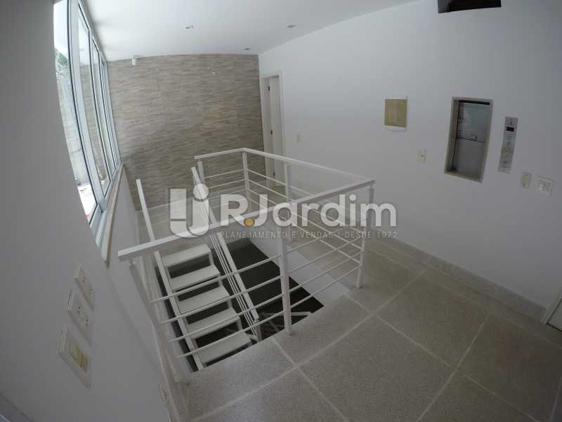 Escada  - Aluguel Administração Imóveis Cobertura Leblon 4 Quartos - LACO40171 - 21
