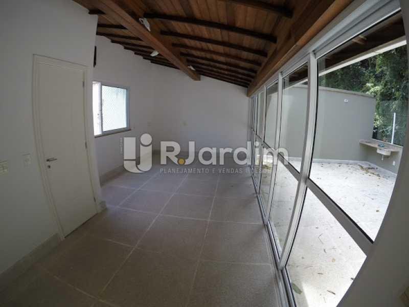 Sala Terraço - Aluguel Administração Imóveis Cobertura Leblon 4 Quartos - LACO40171 - 24