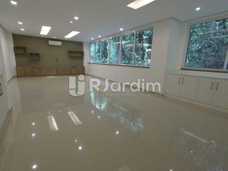 Sala principal - Aluguel Administração Imóveis Cobertura Leblon 4 Quartos - LACO40171 - 1