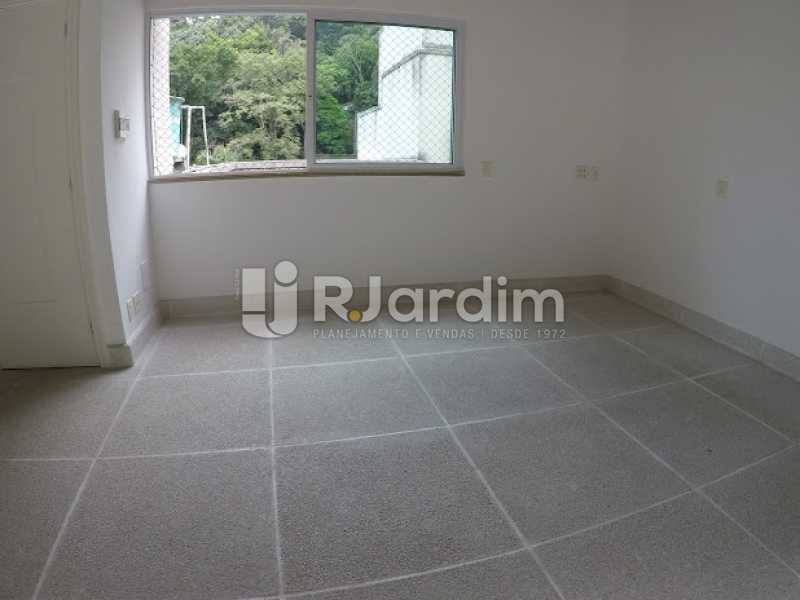 Sala terraço - Aluguel Administração Imóveis Cobertura Leblon 4 Quartos - LACO40171 - 27