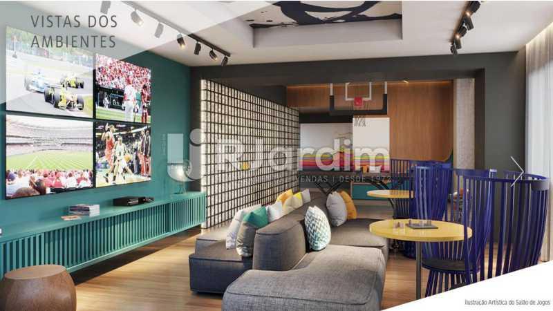 RIO BY YOO - Apartamento À Venda - Flamengo - Rio de Janeiro - RJ - LAAP31972 - 9