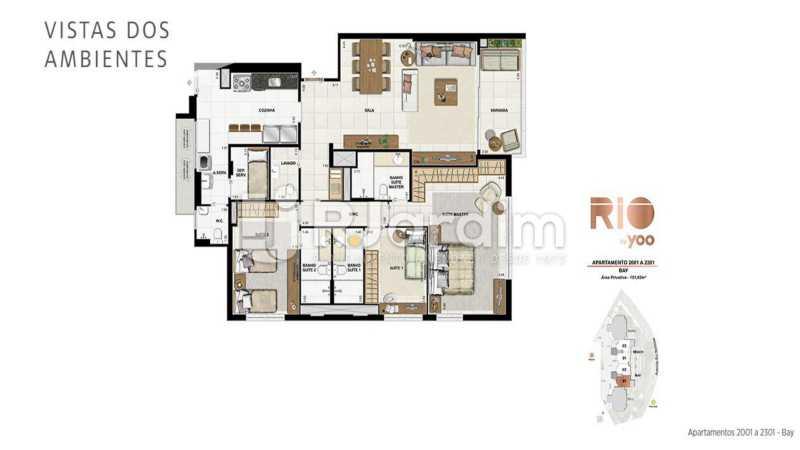 RIO BY YOO - Apartamento À Venda - Flamengo - Rio de Janeiro - RJ - LAAP31972 - 19