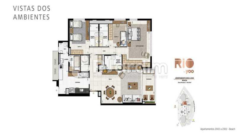 RIO BY YOO - Apartamento À Venda - Flamengo - Rio de Janeiro - RJ - LAAP31972 - 20