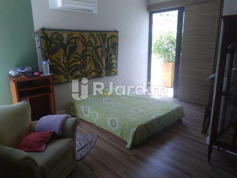 Suíte I - Aluguel Administração Imóveis Apartamento Duplex Lagoa 4 Quartos - LAAP32015 - 5