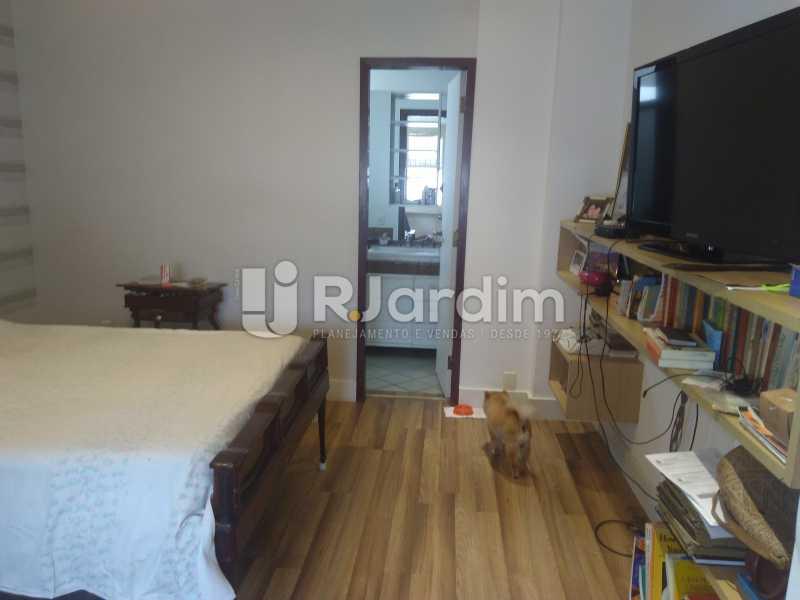 Suíte II - Aluguel Administração Imóveis Apartamento Duplex Lagoa 4 Quartos - LAAP32015 - 14