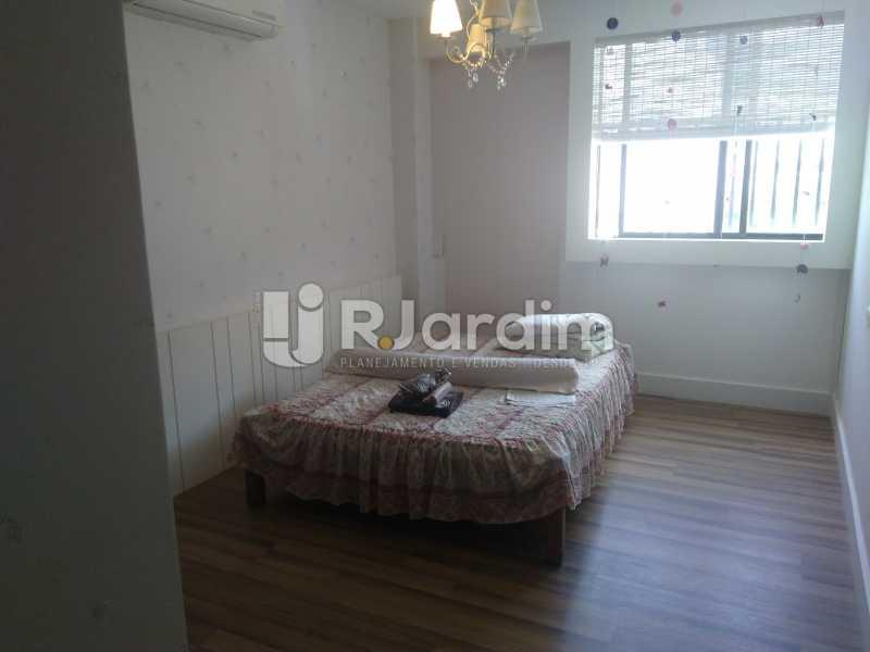 Suíte III - Aluguel Administração Imóveis Apartamento Duplex Lagoa 4 Quartos - LAAP32015 - 18