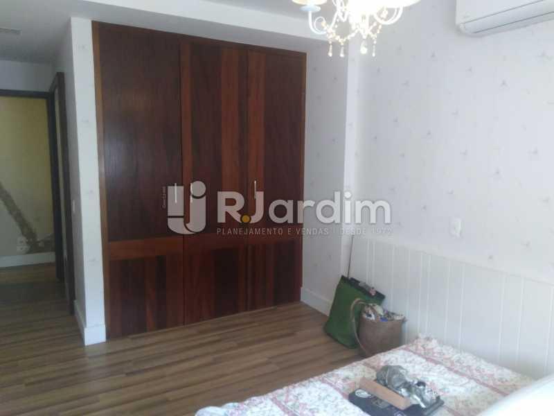 Suíte III - Aluguel Administração Imóveis Apartamento Duplex Lagoa 4 Quartos - LAAP32015 - 19