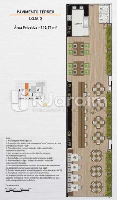 LOJA D - Loja comercial À venda, Centro, Rio de Janeiro. - LALJ00127 - 19