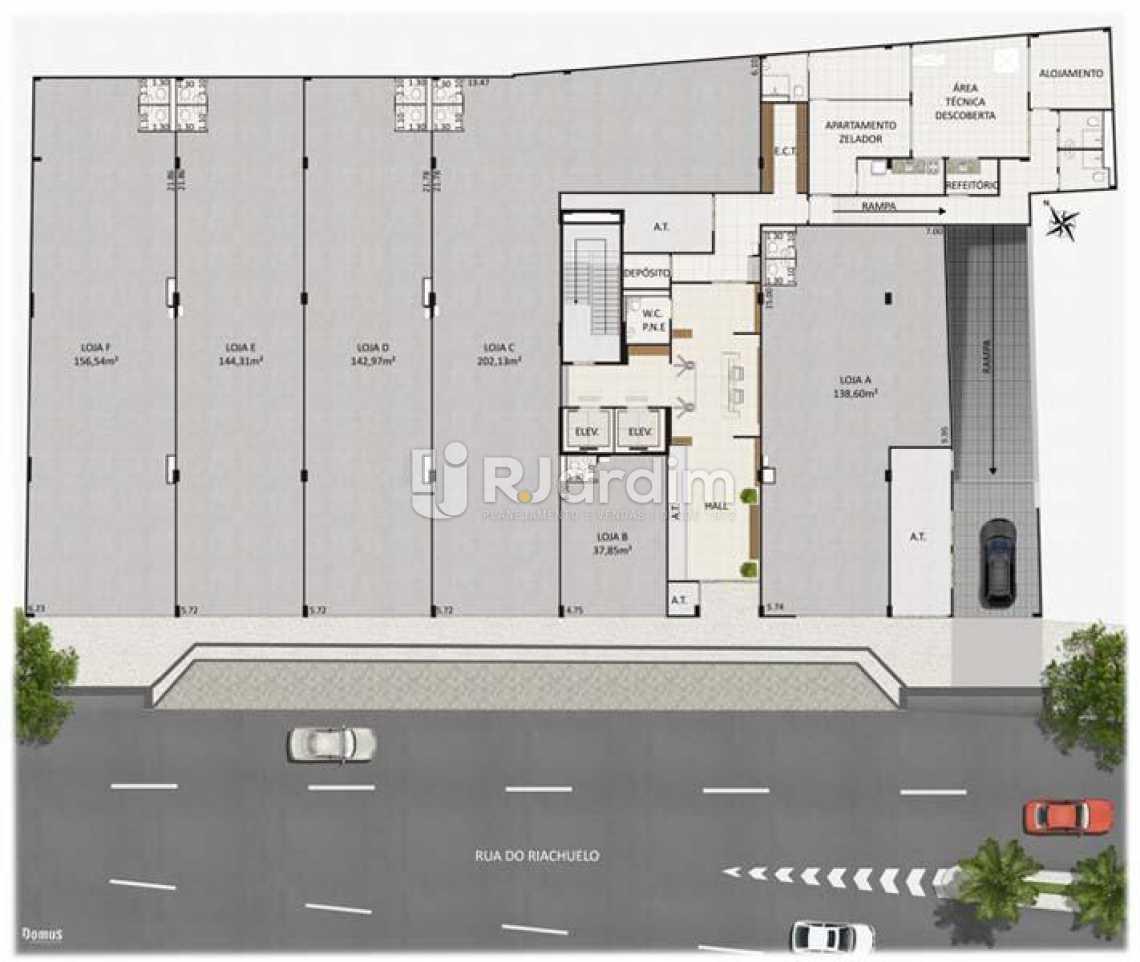 LOJAS - Loja comercial À venda, Centro, Rio de Janeiro. - LALJ00127 - 18
