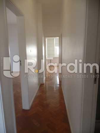 corredor de acesso - Apartamento Copacabana 4 Quartos Aluguel Administração Imóveis - LAAP40740 - 15