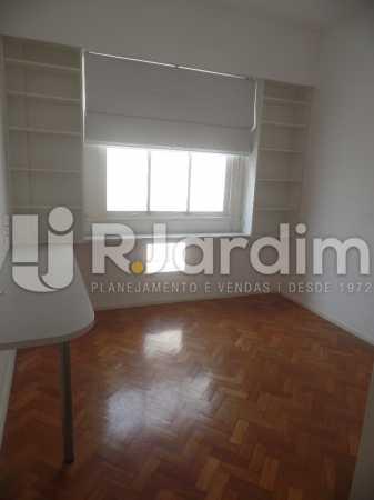 Quarto - Apartamento Copacabana 4 Quartos Aluguel Administração Imóveis - LAAP40740 - 9