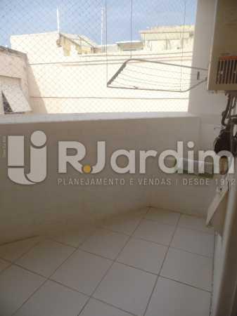 Área de serviço - Apartamento Copacabana 4 Quartos Aluguel Administração Imóveis - LAAP40740 - 19