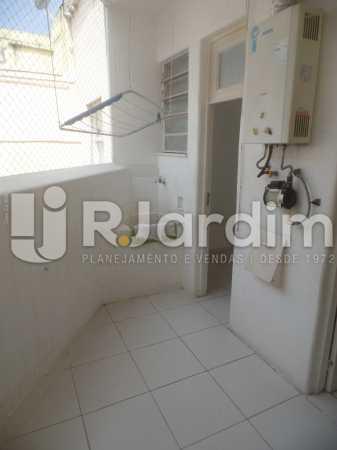 área de serviço - Apartamento Copacabana 4 Quartos Aluguel Administração Imóveis - LAAP40740 - 16