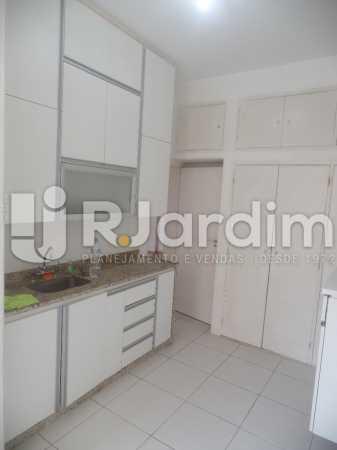 Cozinha ampla - Apartamento Copacabana 4 Quartos Aluguel Administração Imóveis - LAAP40740 - 21