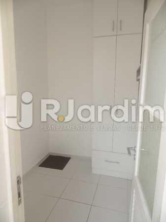 Quarto de serviço - Apartamento Copacabana 4 Quartos Aluguel Administração Imóveis - LAAP40740 - 23
