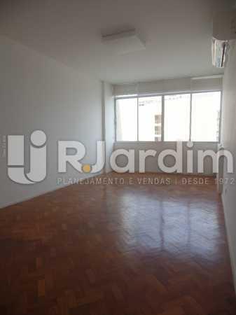 sala - Apartamento Copacabana 4 Quartos Aluguel Administração Imóveis - LAAP40740 - 5