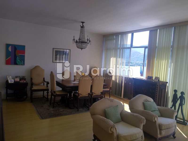 Sala - Apartamento Lagoa, Zona Sul,Rio de Janeiro, RJ À Venda, 3 Quartos, 140m² - LAAP31978 - 1