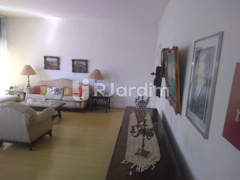 Sala - Apartamento Lagoa, Zona Sul,Rio de Janeiro, RJ À Venda, 3 Quartos, 140m² - LAAP31978 - 4