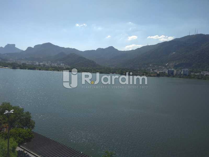 Vista Lagoa - Apartamento Lagoa, Zona Sul,Rio de Janeiro, RJ À Venda, 3 Quartos, 140m² - LAAP31978 - 7