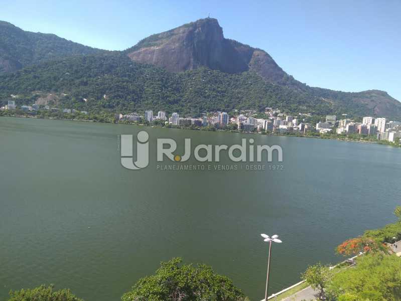 Vista Lagoa - Apartamento Lagoa, Zona Sul,Rio de Janeiro, RJ À Venda, 3 Quartos, 140m² - LAAP31978 - 8