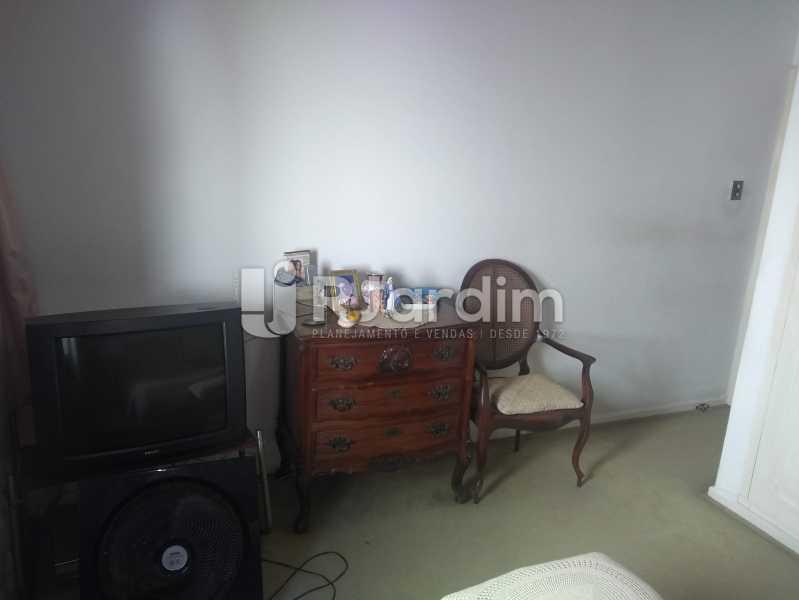 Quarto 2 - Apartamento Lagoa, Zona Sul,Rio de Janeiro, RJ À Venda, 3 Quartos, 140m² - LAAP31978 - 14