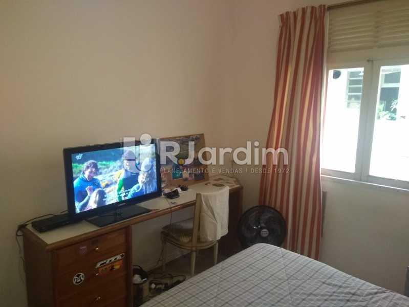 Quarto 3 - Apartamento Lagoa, Zona Sul,Rio de Janeiro, RJ À Venda, 3 Quartos, 140m² - LAAP31978 - 17