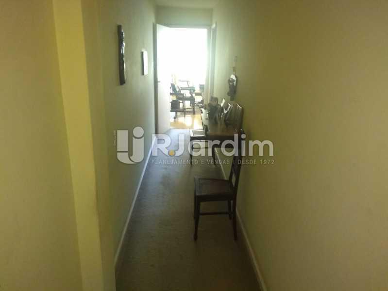 Circulação - Apartamento Lagoa, Zona Sul,Rio de Janeiro, RJ À Venda, 3 Quartos, 140m² - LAAP31978 - 22
