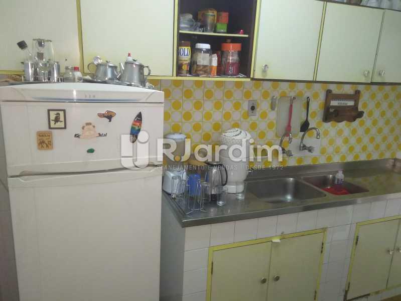 Cozinha - Apartamento Lagoa, Zona Sul,Rio de Janeiro, RJ À Venda, 3 Quartos, 140m² - LAAP31978 - 23
