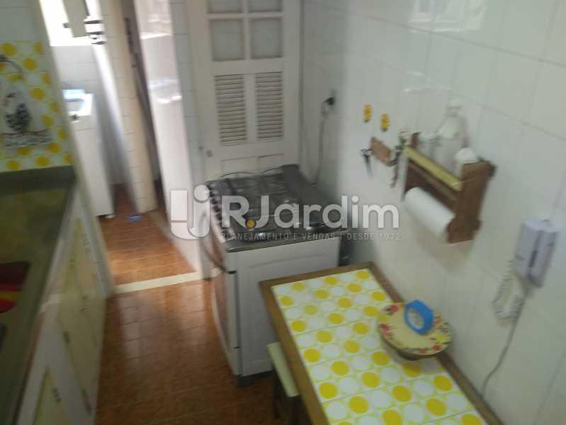 Cozinha - Apartamento Lagoa, Zona Sul,Rio de Janeiro, RJ À Venda, 3 Quartos, 140m² - LAAP31978 - 25