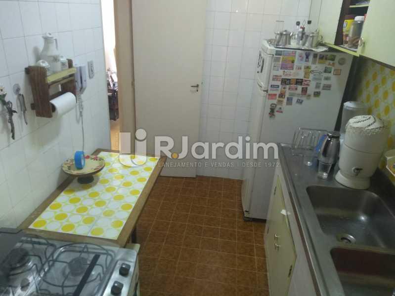 Cozinha - Apartamento Lagoa, Zona Sul,Rio de Janeiro, RJ À Venda, 3 Quartos, 140m² - LAAP31978 - 26