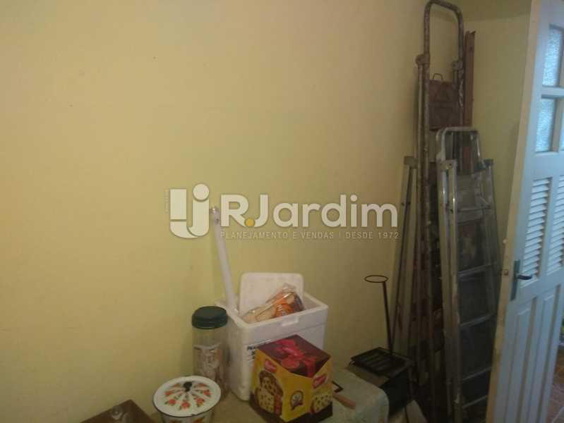 Quarto de Empregada  - Apartamento Lagoa, Zona Sul,Rio de Janeiro, RJ À Venda, 3 Quartos, 140m² - LAAP31978 - 31