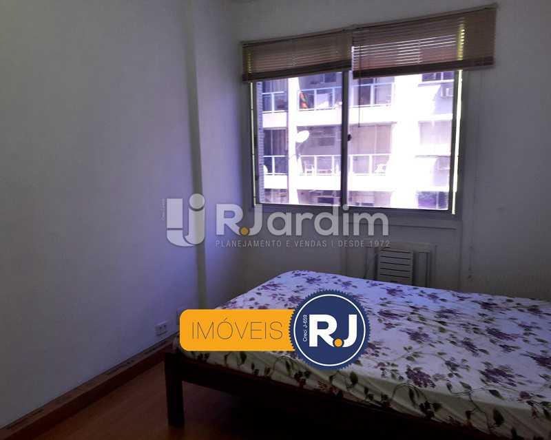2° Quarto - Aluguel Administração Imóveis Flat Residencial Humaitá 2 Quartos - LAFL20085 - 22