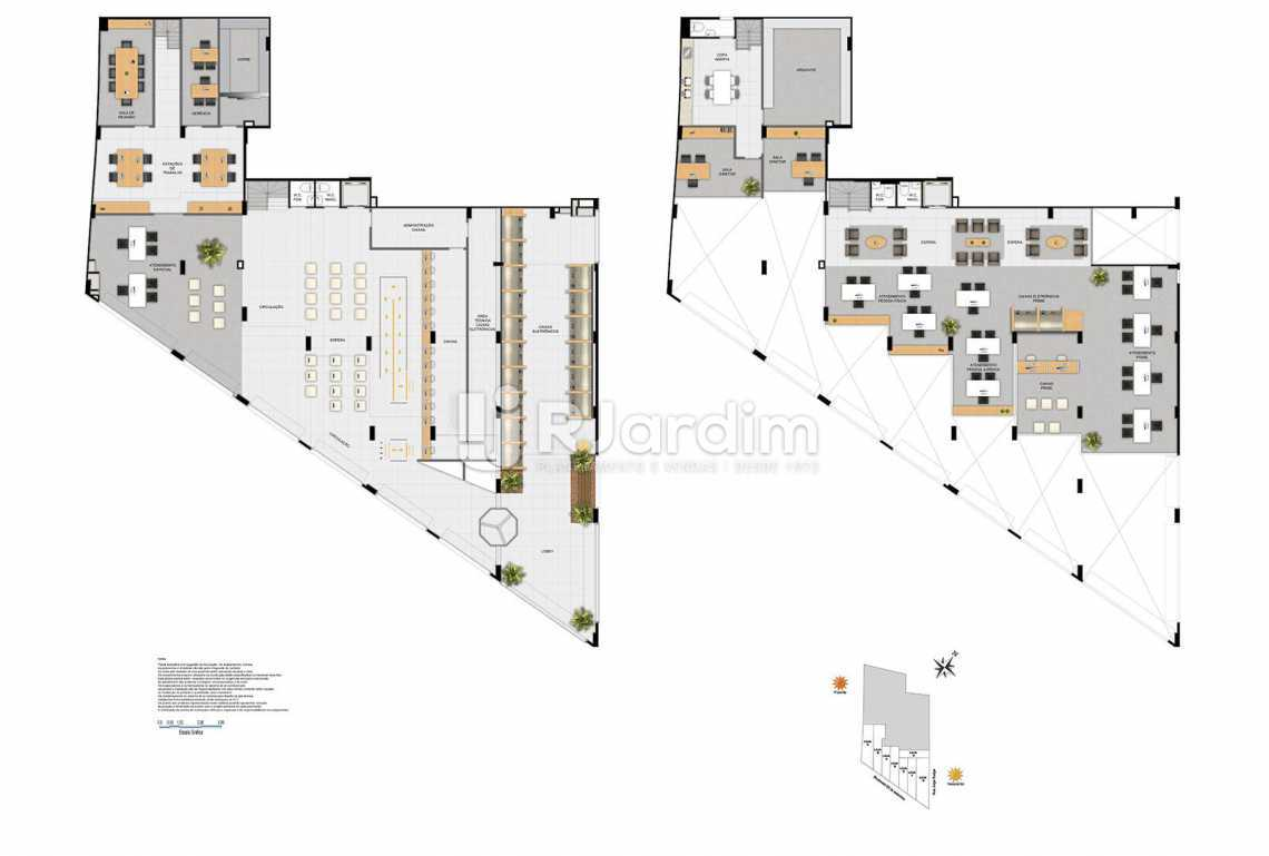 BOULEVARD - Sala Comercial Vila Isabel, Zona Norte - Grande Tijuca,Rio de Janeiro, RJ À Venda, 22m² - LASL00191 - 10