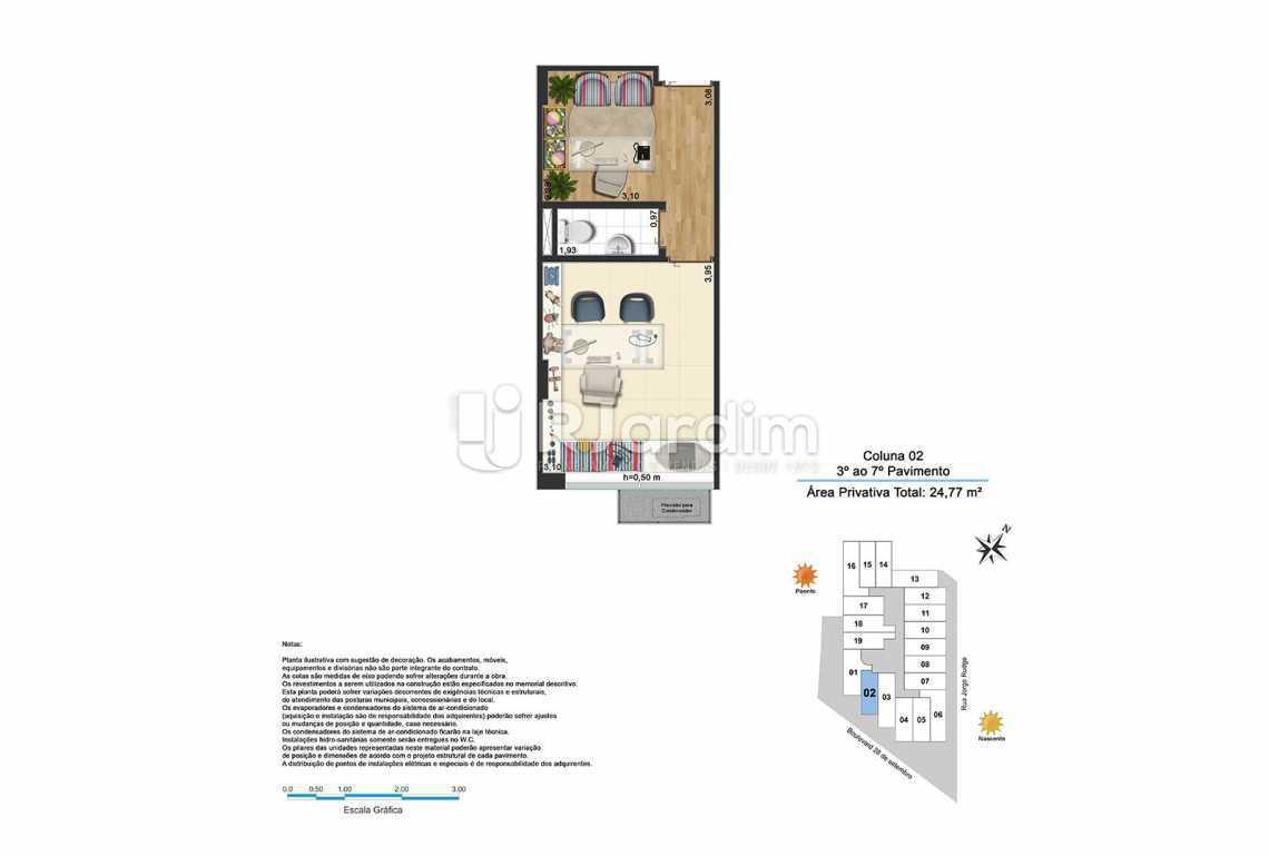 BOULEVARD - Sala Comercial Vila Isabel, Zona Norte - Grande Tijuca,Rio de Janeiro, RJ À Venda, 22m² - LASL00191 - 11