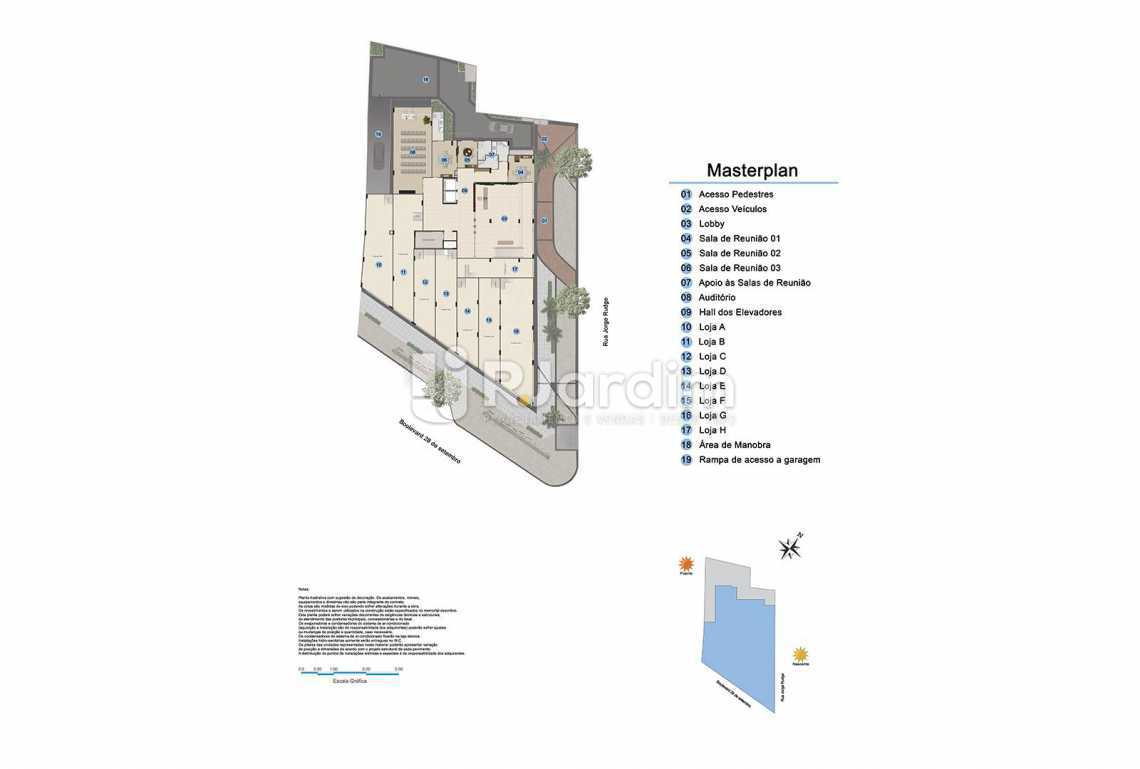 BOULEVARD - Sala Comercial Vila Isabel, Zona Norte - Grande Tijuca,Rio de Janeiro, RJ À Venda, 22m² - LASL00191 - 13