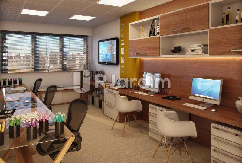 escritorio - Boulevard 28 Offices Sala Comercial Vila Isabel - LASL00192 - 14