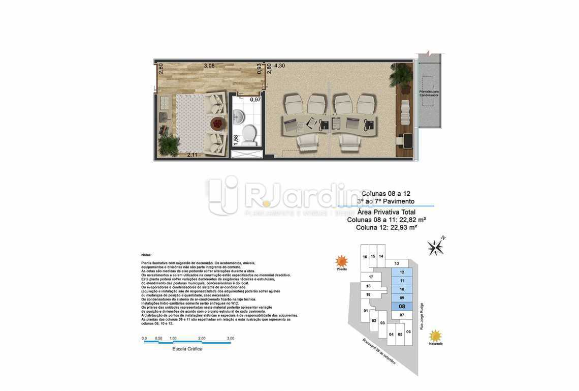 BOULEVARD - Loja 50m² à venda Vila Isabel, Zona Norte - Grande Tijuca,Rio de Janeiro - R$ 632.264 - LALJ00128 - 4