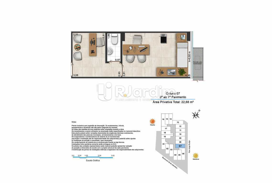 BOULEVARD - Loja 50m² à venda Vila Isabel, Zona Norte - Grande Tijuca,Rio de Janeiro - R$ 632.264 - LALJ00128 - 5