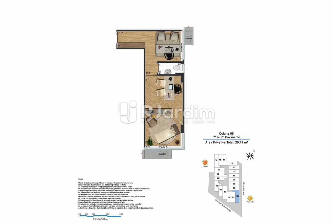 BOULEVARD - Loja 50m² à venda Vila Isabel, Zona Norte - Grande Tijuca,Rio de Janeiro - R$ 632.264 - LALJ00128 - 6