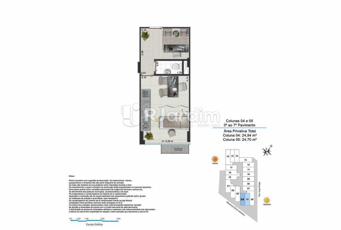 BOULEVARD - Loja 50m² à venda Vila Isabel, Zona Norte - Grande Tijuca,Rio de Janeiro - R$ 632.264 - LALJ00128 - 7