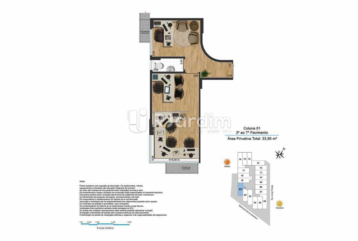 BOULEVARD - Loja 50m² à venda Vila Isabel, Zona Norte - Grande Tijuca,Rio de Janeiro - R$ 632.264 - LALJ00128 - 12
