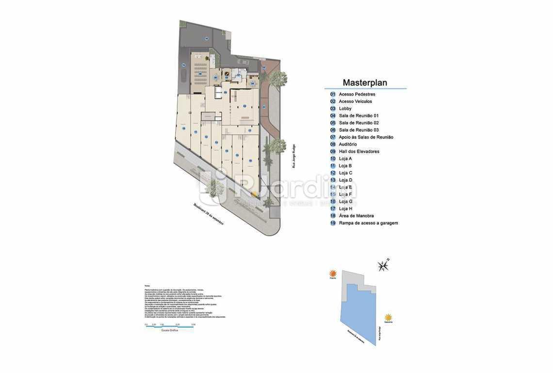 BOULEVARD - Loja 50m² à venda Vila Isabel, Zona Norte - Grande Tijuca,Rio de Janeiro - R$ 632.264 - LALJ00128 - 13