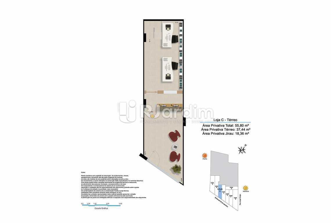 BOULEVARD - Loja 50m² à venda Vila Isabel, Zona Norte - Grande Tijuca,Rio de Janeiro - R$ 632.264 - LALJ00128 - 15