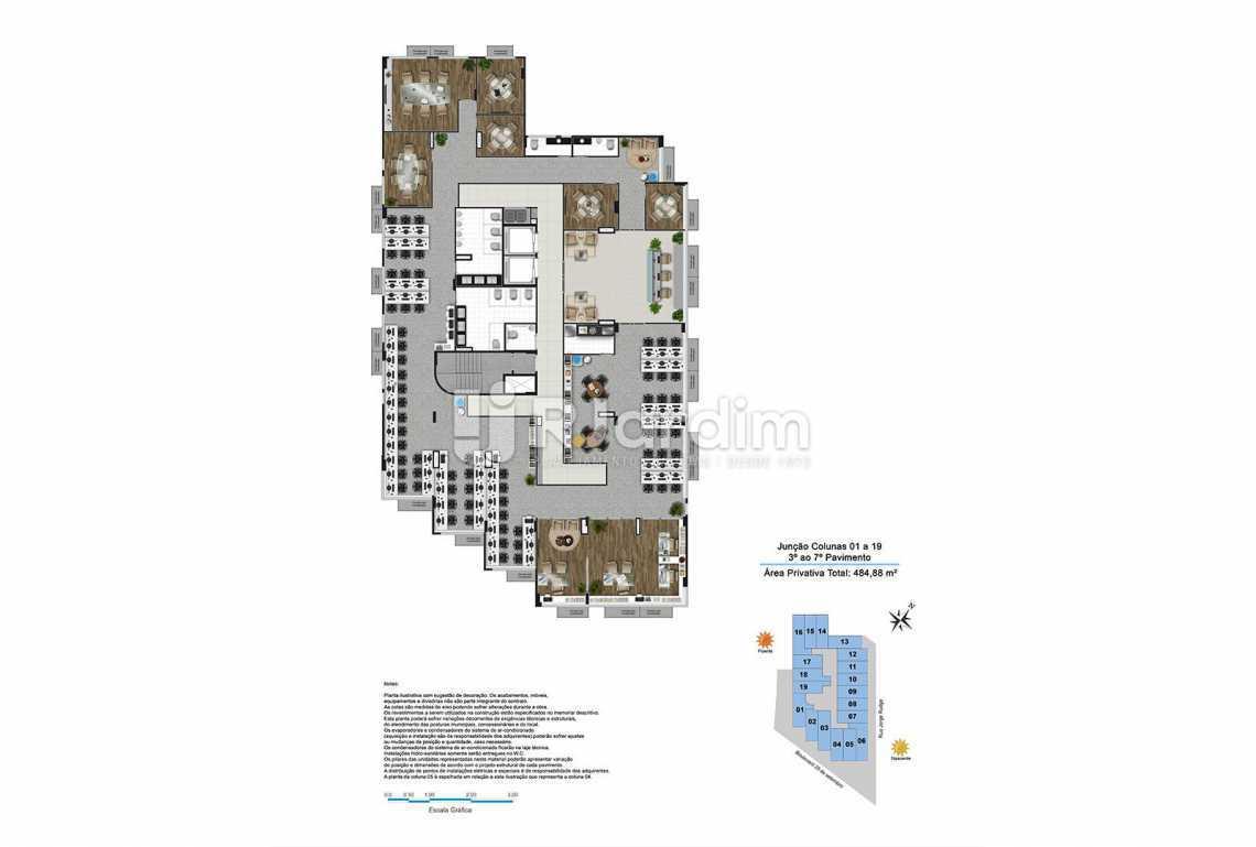 BOULEVARD - Loja 50m² à venda Vila Isabel, Zona Norte - Grande Tijuca,Rio de Janeiro - R$ 632.264 - LALJ00128 - 16