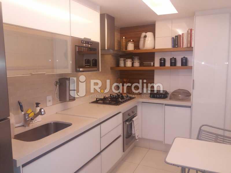 Cozinha - Cobertura à venda Rua Baronesa de Poconé,Lagoa, Zona Sul,Rio de Janeiro - R$ 2.530.000 - LACO30264 - 7