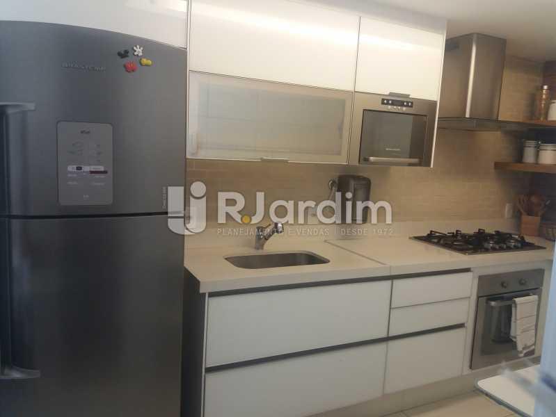 Cozinha - Cobertura à venda Rua Baronesa de Poconé,Lagoa, Zona Sul,Rio de Janeiro - R$ 2.530.000 - LACO30264 - 23