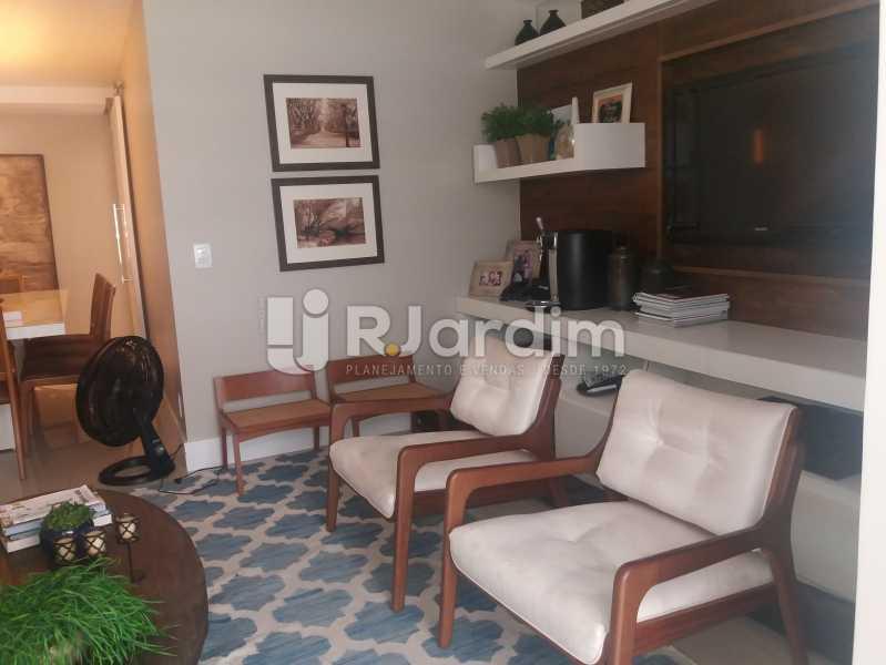 Cobertura à venda Rua Baronesa de Poconé,Lagoa, Zona Sul,Rio de Janeiro - R$ 2.530.000 - LACO30264 - 18
