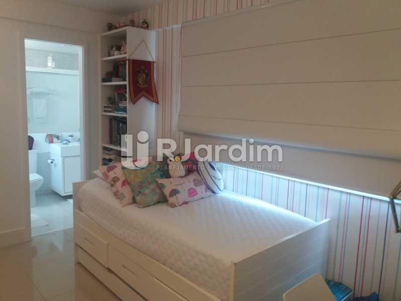 Suíte 2 - Cobertura à venda Rua Baronesa de Poconé,Lagoa, Zona Sul,Rio de Janeiro - R$ 2.530.000 - LACO30264 - 16